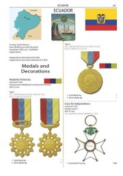 Reference Catalogue Orders, Medals and Decorations of the World – Part II