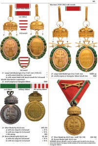 Reference Catalogue Orders, Medals and Decorations of the World – Part II, Bronze book (Volume II)